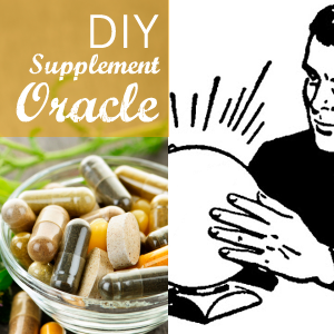DIY Supplement Oracle badge