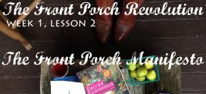 FPR week 1 lesson 2